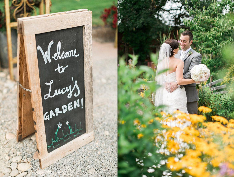 Outdoor Wedding Ideas - Lucy\'s Garden