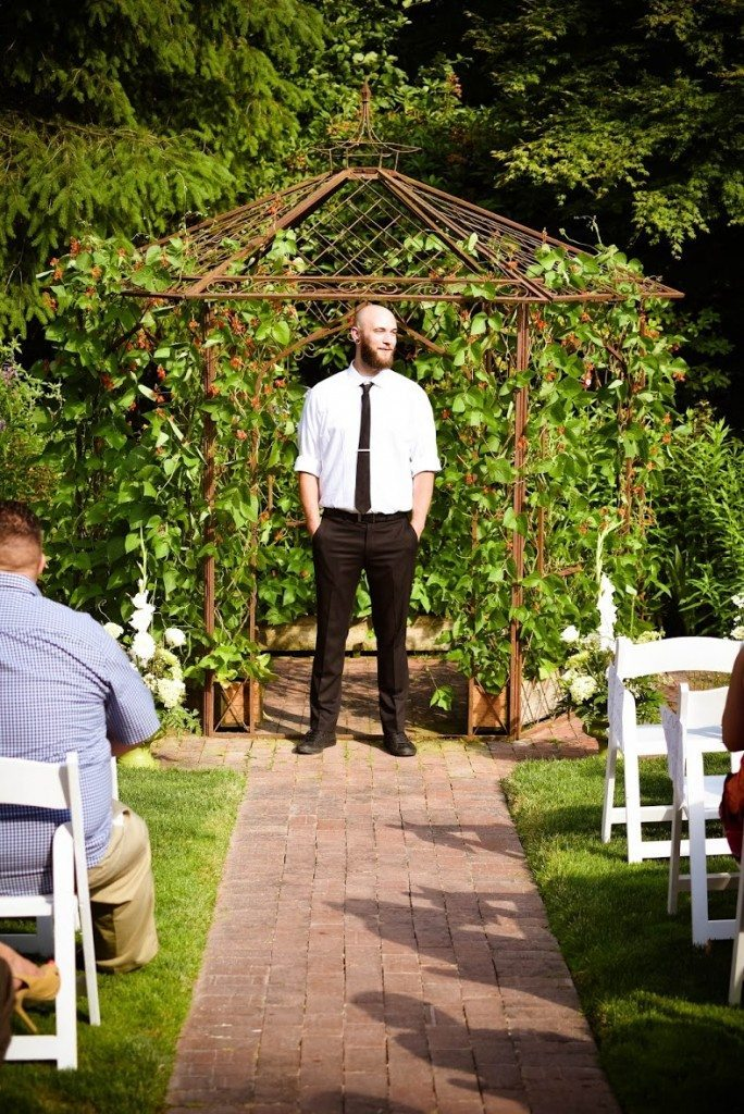 Have your ceremony at our Gazebo