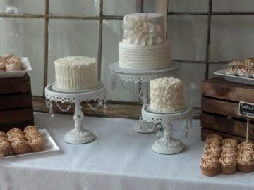 Cake Ideas for a Rustic Wedding