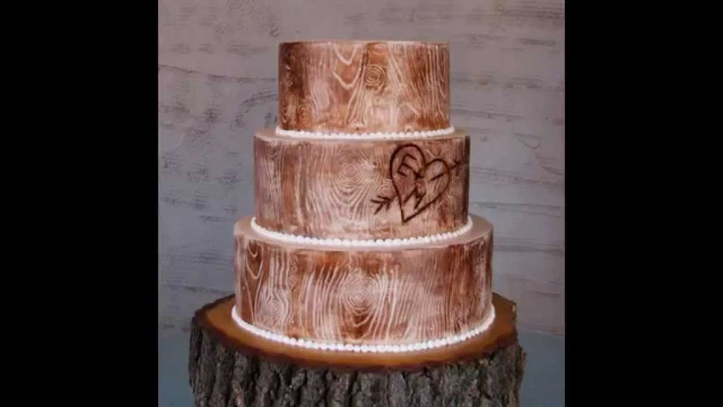 Natural Wedding Cake Ideas